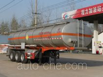 Chengliwei CLW9400GHYA chemical liquid tank trailer