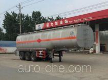 Chengliwei CLW9400GLY liquid asphalt transport tank trailer