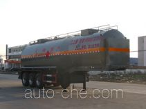 Chengliwei CLW9400GRY flammable liquid tank trailer