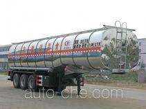 程力威牌CLW9400GSY型食用油运输半挂车