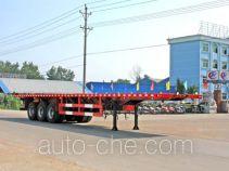 Chengliwei CLW9400P полуприцеп с безбортовой платформой