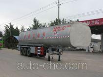 程力威牌CLW9401GNY型鲜奶运输半挂车