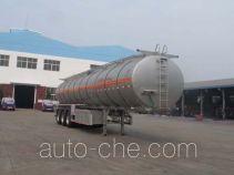 程力威牌CLW9401GSY型食用油运输半挂车