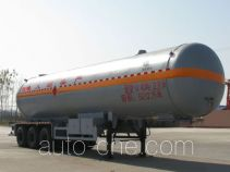 Chengliwei CLW9401GYQ liquefied gas tank trailer