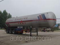 Chengliwei CLW9401GYQB liquefied gas tank trailer