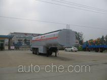 程力威牌CLW9401GYY型运油半挂车