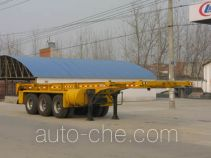 Chengliwei CLW9401TJZG container transport trailer