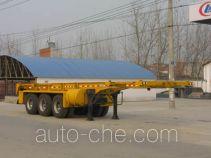 Chengliwei CLW9401TJZG полуприцеп контейнеровоз