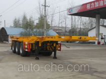 Chengliwei CLW9401TWY каркасный полуприцеп контейнеровоз для контейнеров-цистерн с опасным грузом