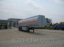 程力威牌CLW9402GYY型运油半挂车