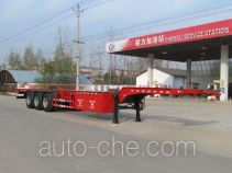Chengliwei CLW9402TJZ container transport trailer