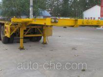 Chengliwei CLW9402TWY каркасный полуприцеп контейнеровоз для контейнеров-цистерн с опасным грузом