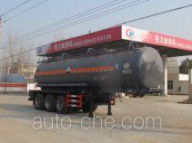 Chengliwei CLW9403GFWB corrosive materials transport tank trailer