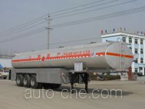 Chengliwei CLW9403GHY chemical liquid tank trailer