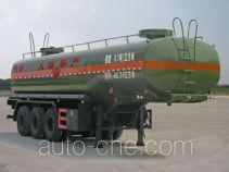 Chengliwei CLW9403GRYA1 flammable liquid tank trailer