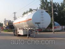 Chengliwei CLW9403GRYA flammable liquid aluminum tank trailer