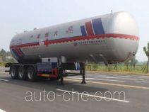 Chengliwei CLW9403GYQA liquefied gas tank trailer