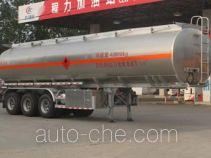 Chengliwei CLW9403GYYALV aluminium oil tank trailer