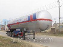 Chengliwei CLW9404GYQB liquefied gas tank trailer