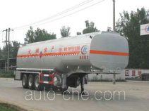 程力威牌CLW9404GYY型运油半挂车