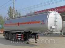 Chengliwei CLW9405GRYA flammable liquid tank trailer