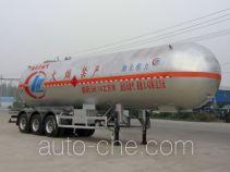 Chengliwei CLW9405GYQ liquefied gas tank trailer