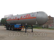 Chengliwei CLW9405GYQA liquefied gas tank trailer