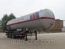 Chengliwei CLW9405GYQB liquefied gas tank trailer