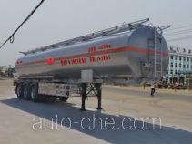 Chengliwei CLW9405GYY aluminium oil tank trailer