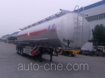 Chengliwei CLW9406GYYLV aluminium oil tank trailer