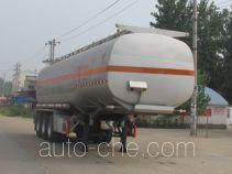 程力威牌CLW9407GYY型运油半挂车