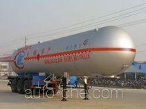 Chengliwei CLW9408GYQ liquefied gas tank trailer