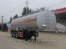 程力威牌CLW9409GYY型运油半挂车
