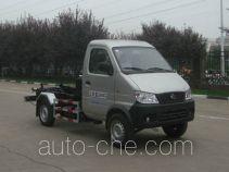 凌宇牌CLY5031ZXXE5型车厢可卸式垃圾车