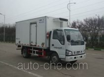 CIMC Lingyu CLY5040XLC refrigerated truck