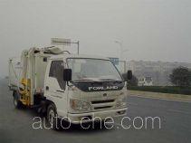凌宇牌CLY5050ZZZ型侧装压缩式垃圾车