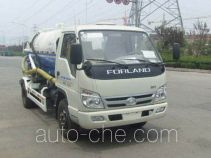 CIMC Lingyu CLY5070GXW sewage suction truck