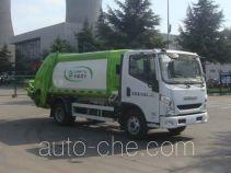 凌宇牌CLY5071ZYSNJE5型压缩式垃圾车