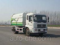凌宇牌CLY5123ZDJE5型压缩式对接垃圾车