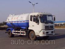 CIMC Lingyu CLY5140GXW sewage suction truck
