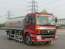 CIMC Lingyu CLY5160GHYE1 chemical liquid tank truck