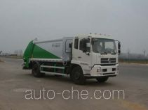 CIMC Lingyu CLY5160ZYSDFE4 garbage compactor truck
