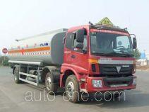 CIMC Lingyu CLY5250GHYE1 chemical liquid tank truck