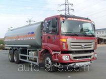CIMC Lingyu CLY5250GHYE2 chemical liquid tank truck