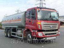 凌宇牌CLY5250GHYE2型化工液体运输车
