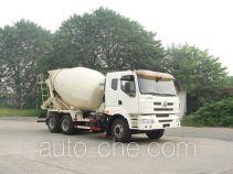 CIMC Lingyu CLY5250GJB3LZ concrete mixer truck