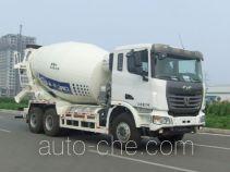 CIMC Lingyu CLY5250GJB4 concrete mixer truck