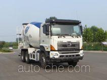 凌宇牌CLY5250GJBYCE5型混凝土搅拌运输车