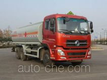CIMC Lingyu CLY5250GRY flammable liquid tank truck
