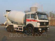 CIMC Lingyu CLY5251GJB2 concrete mixer truck